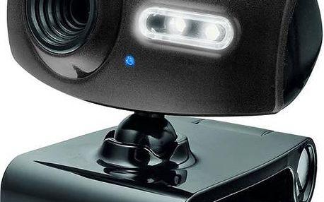 Webkamera Trust eLight Full HD 1080p (17676) černá