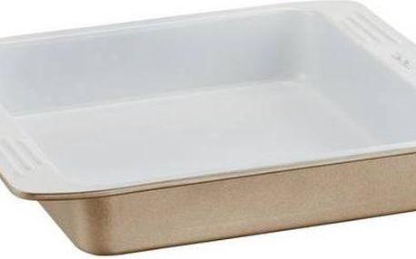 Pekáč Tefal EasyGrip Ceramic J0765674 bílý/béžový