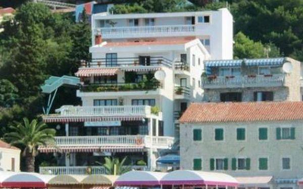Černá Hora, Barská riviéra, letecky na 15 dní s polopenzí
