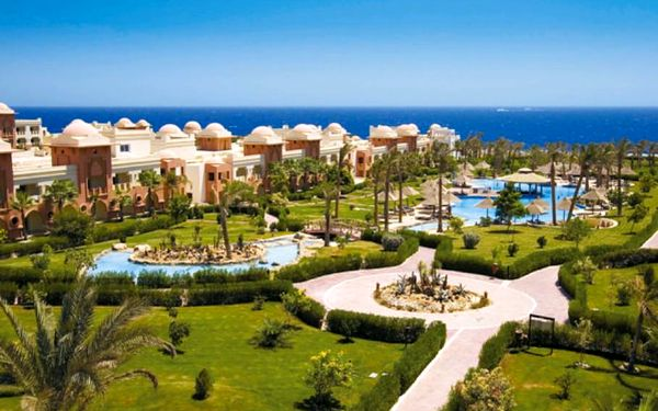Egypt, Hurghada, letecky na 11 dní s all inclusive