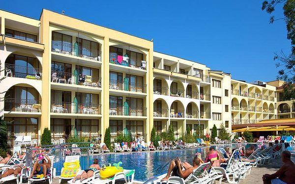 Bulharsko - Slunečné Pobřeží na 8 až 12 dní, all inclusive s dopravou pardubice nebo autobusem