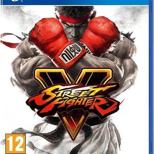Street Fighter V (PS4) s kovovou sběratelskou krabičkou
