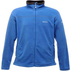 Pánská fleece mikina Regatta RMA095 FAIRVIEW OxfdBlu/Navy
