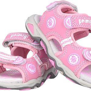 Primigi Dívčí sandály - růžové
