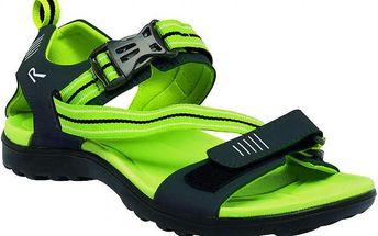 Pánské sandály Regatta RMF398 SUPA-SWIFT SlGry/LimeGr