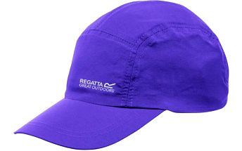 Dámská kšiltovka Regatta RUC022 Peakmore II Cap Purple Heart