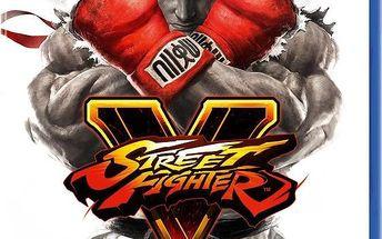 XZONE Street Fighter V - Steelbook edition (PS4)