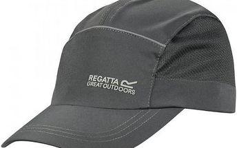 Unisex kšiltovka Regatta RUC028 EXTENDED Seal Grey