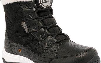 Dámské vysoké boty Regatta RWF433 LADY ASTORIA Black/White
