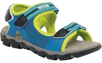Dětské sandály Regatta RKF409 TERRAROCK Jnr modré