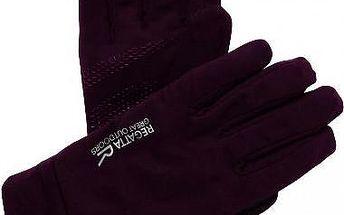 Sofshellové rukavice Regatta RMG009 Touchtip stretch Fig m