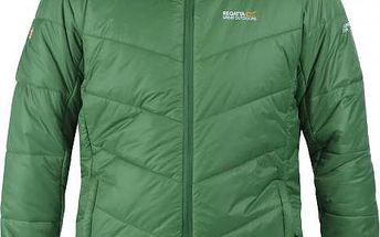 Pánská lehce zateplená bunda Regatta RMN063 ICEBOUND Alpine Green