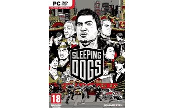 Sleeping Dogs - PC - 5908305204244