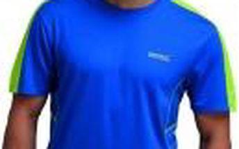 Pánské funkční tričko Regatta RMT097 SHERBURNE Oxford Blue