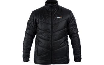 Pánská lehce zateplená bunda Regatta RMN063 ICEBOUND Black