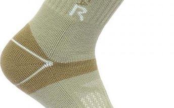Dámské funkční ponožky Regatta RWH033 BlisterProtection béžová
