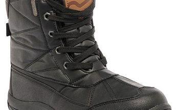 Pánská zimní obuv Regatta RMF385 STORMFELL Black