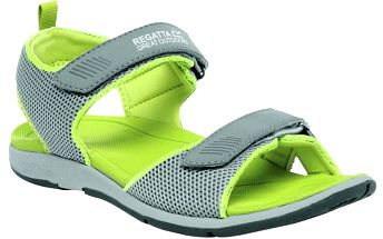 Dámské sandále Regatta RWF396 TERRAROCK GryAsh/LimeF