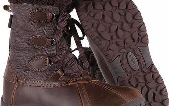 Dámské zimní boty Regatta RWF323 HARLOWE Aztec Brown