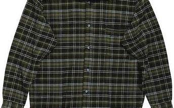 Pánská košile Regatta RMS032 Waiden černá