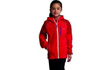 Dětská - juniorská bunda Regatta RKW151 SCAFELL STR Lollipop