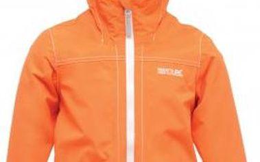 Dětská - juniorská bunda REGATTA RKW145 FOXWORTH Magma Orange