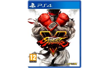 XZONE Street Fighter V - Steelbook edition (PS4)