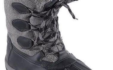 Dámské zimní boty Regatta RWF323 HARLOWE Black