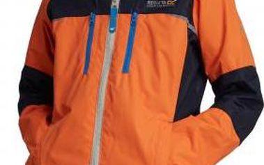 Dětská - juniorská bunda Regatta RKW150 ALLPEALS Magma/Navy