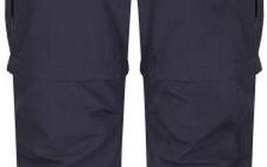 Pánské odepínací sportovní kalhoty REGATTA RMJ162R DELPH Z/O Iron