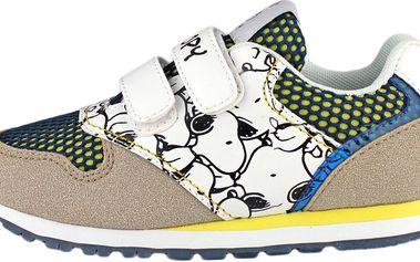 Ominoki Chlapecké tenisky Snoopy - modré