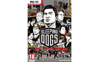 Sleeping Dogs - PC - 5908305204244