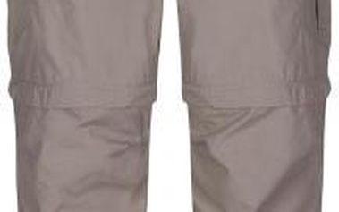 Pánské odepínací sportovní kalhoty REGATTA RMJ162R DELPH Nutmeg Cream