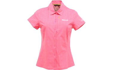 Dámská košile Regatta RWS049 DEVYN Shocking Pink