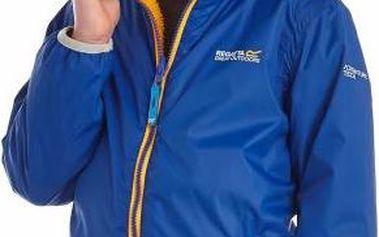 Dětská - juniorská bunda Regatta RKW157 LAGOONA Surfsp/GldHt