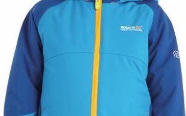 Dětská - juniorská bunda Regatta RKP134 PARATROOPER Methyllb/Surf