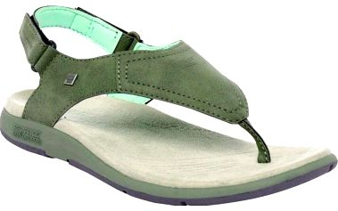 Dámské sandále Regatta RWF395 TRAILRIDER LIF Šédá