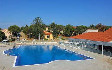 Chorvatsko - Resort Petalon - Riviéra Poreč / bez stravy, vlastní doprava, 14 nocí, 2 osoby