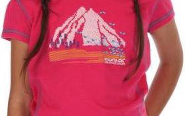 Dětské juniorské triko Regatta RKT062 MOTION Jem