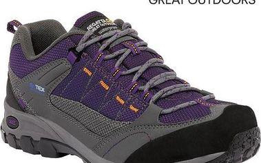 Dámské boty Regatta RWF446 ULTRA-MAX II LOW Grani/AlpPur