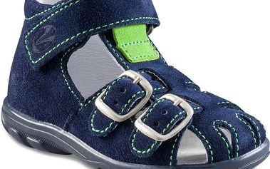 Richter Chlapecké sandály 21067 317 201 - tmavě modré