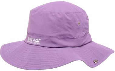 Pánský klobouk Regatta RUC021 HIKING Hat WR Purple Heart
