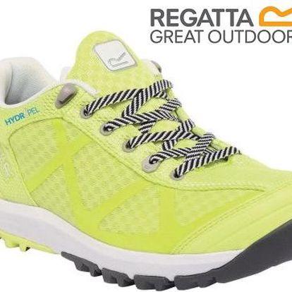 Dámské boty Regatta RWF408 HYPER-TRAIL L Limefizz