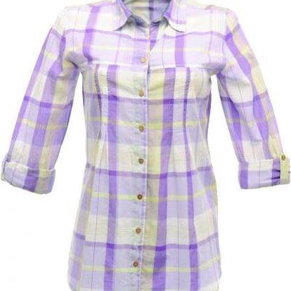 Dámská košile Regatta RWS048 Sea Ya Palma Violet