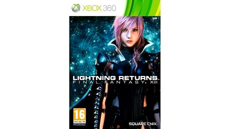Lightning Returns: Final Fantasy XIII - X360 - 5021290057395