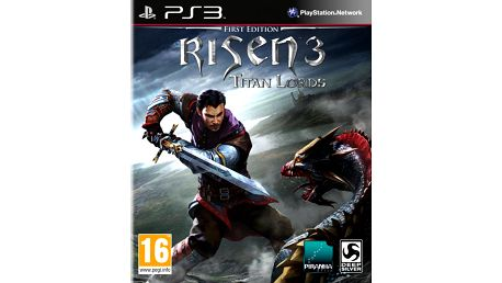 Risen 3: Titan Lords - First Edition - PS3 - 4020628885441