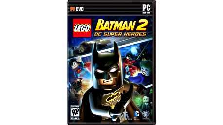 Lego Batman 2: DC Super Heroes - PC - 5908305204060