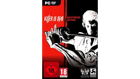 Killer is Dead - Nightmare Edition - PC - PC - 5908305208143