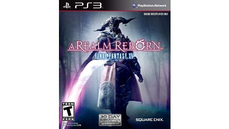 Final Fantasy XIV: A Realm Reborn - PS3 - 5021290042490