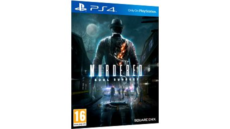 Murdered: Soul Suspect - PS4 - 5021290062832